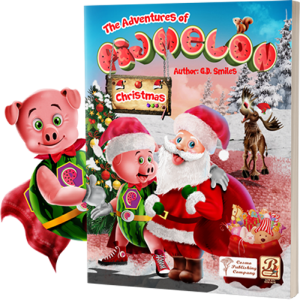 Pigmelon Christmas Book