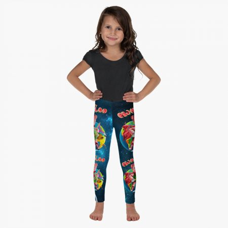 Pigmelon Earth Line Kids Leggings
