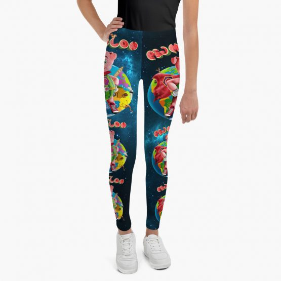 Pigmelon Earth Line Youth Leggings