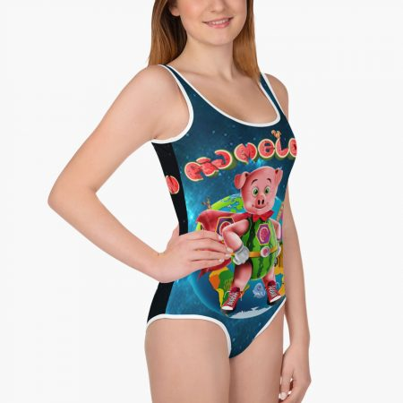 Pigmelon Earth Line Youth Swimsuit