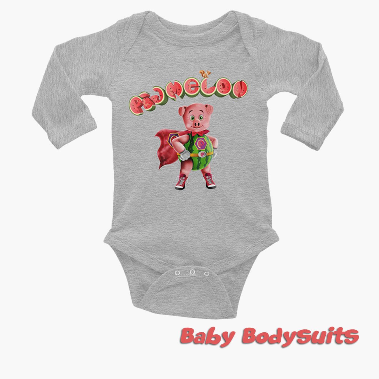 Pigmelon Baby Bodysuit