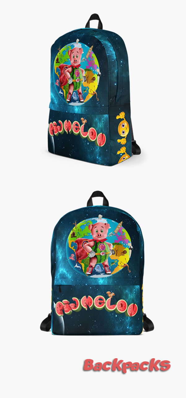 Pigmelon Backpacks
