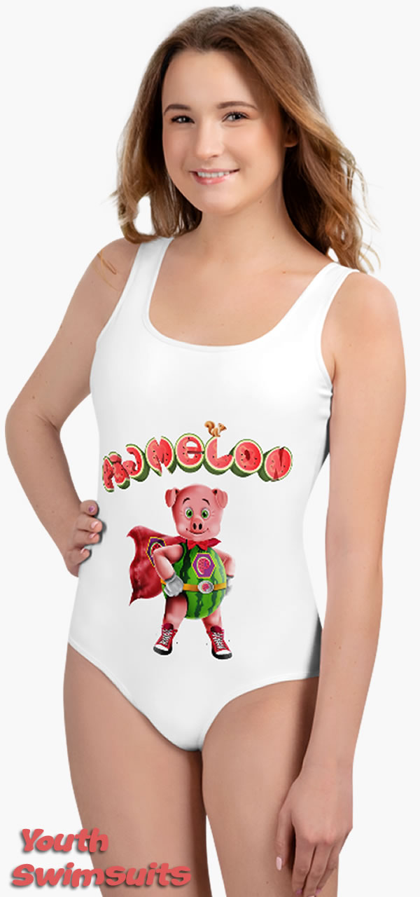 Pigmelon Youth Swimsuits