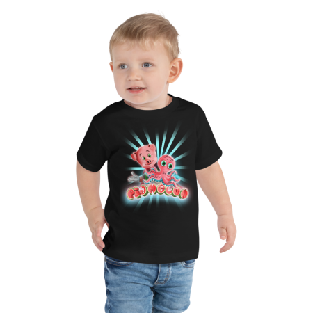 Pigmelon Funny Toddler Shirts and Cool Graphic Tees – Acto