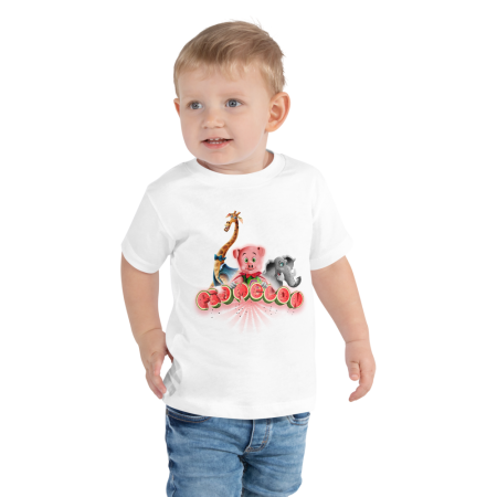 Pigmelon Funny Toddler Shirts and Cool Graphic Tees - Friends