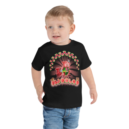 Pigmelon Funny Toddler Shirts and Cool Graphic Tees - Hero