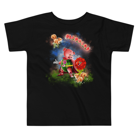 Pigmelon Funny Toddler Shirts and Cool Graphic Tees - Middlemist