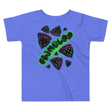 Pigmelon Funny Toddler Shirts and Cool Graphic Tees - Slices